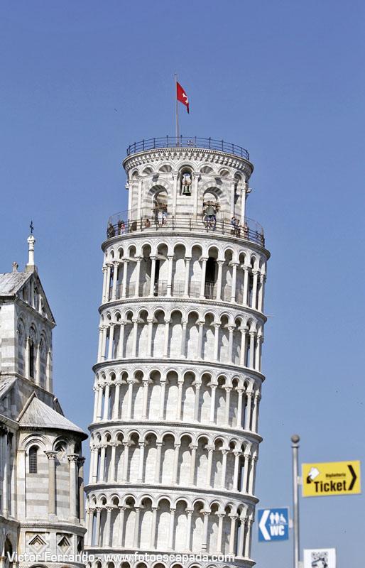 Torre Inclinada de Pisa 2