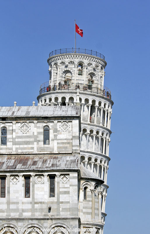 Torre Inclinada de Pisa 4