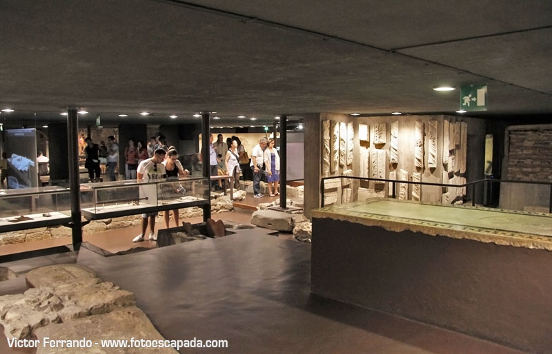 Cripta Santa Reparata Florencia