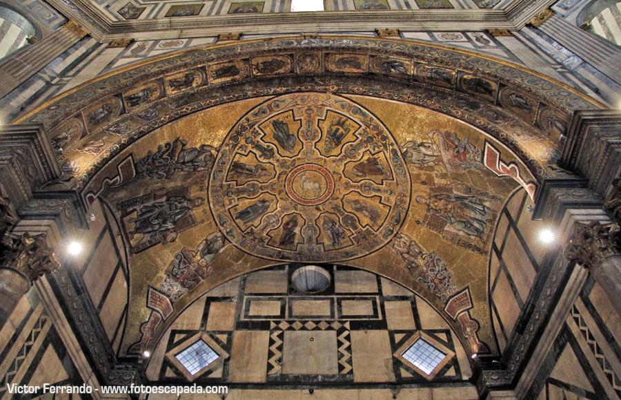 Baptisterio de San Juán de Florencia