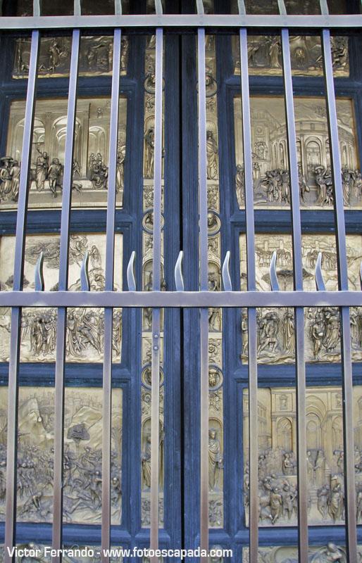 Puertas del Paraiso Baptisterio Florencia