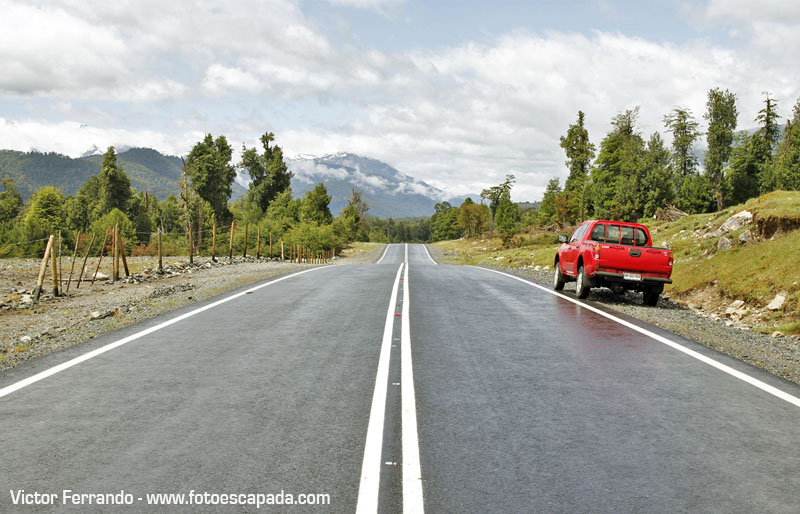 Carretera Austral en 4x4
