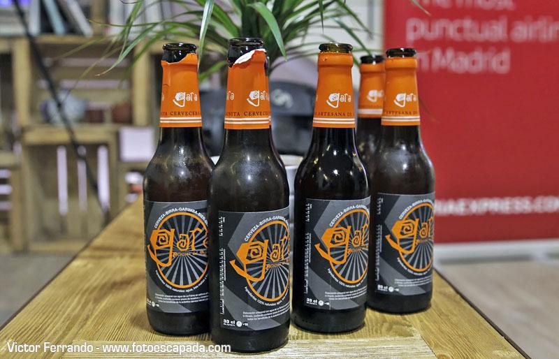 Cerveza Artesanal de La Palma