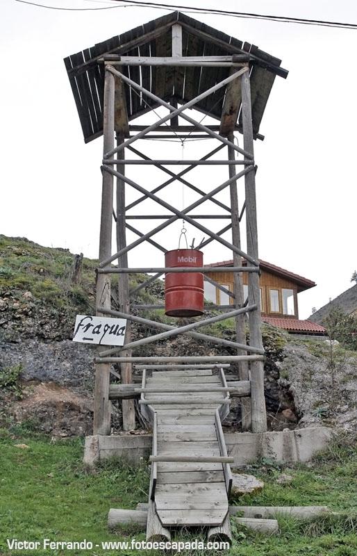 Minas de Puras de Villafranca
