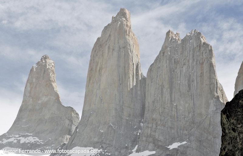 Trekking Base Torres del Paine