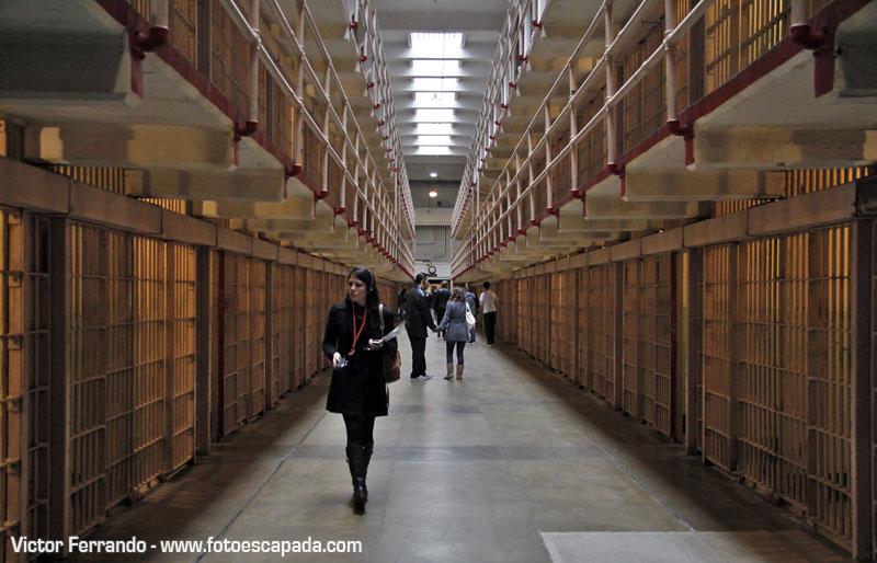 Experiencias viajeras Alcatraz