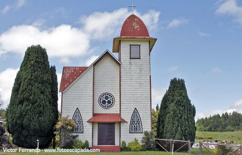 Iglesia Lago Llanquihue