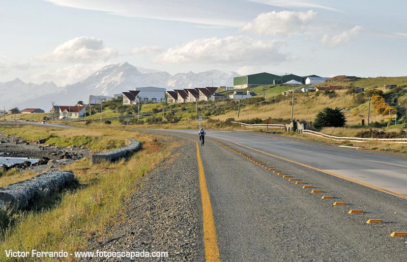 Carretera Puerto Natales
