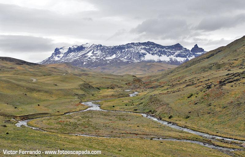 Sierra Baguales Cerro Guido