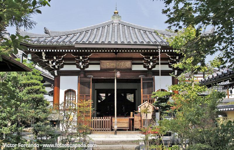 Templos de Arashiyama