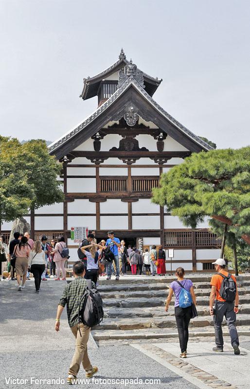 Templo Tenryu-ji Arashiyama