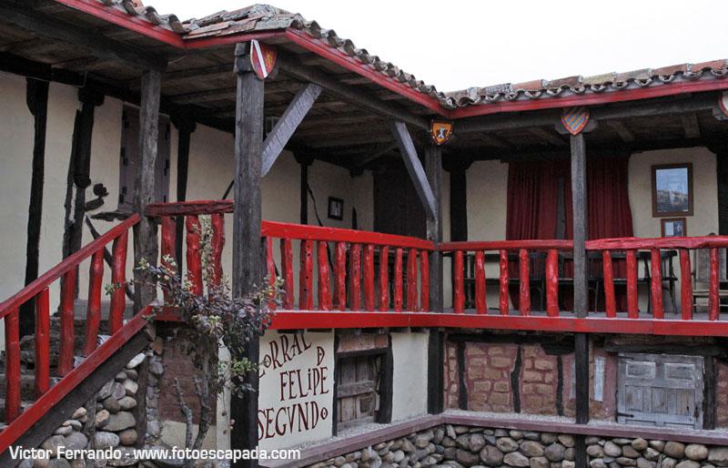 Corral de Felipe Segundo en Territorio Artlanza