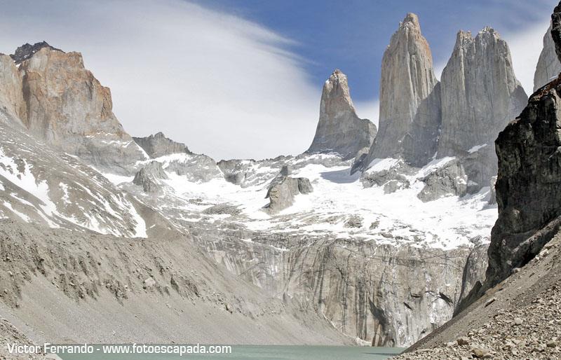 Experiencias viajeras Torres del Paine