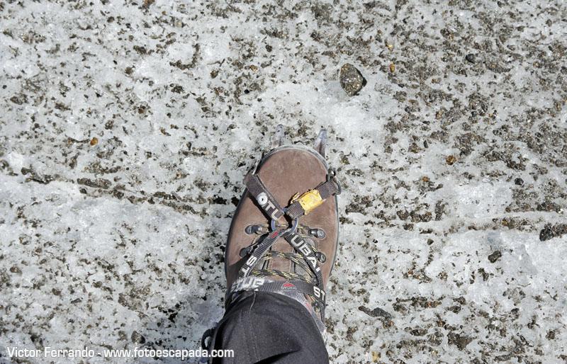 Crampones Big Ice