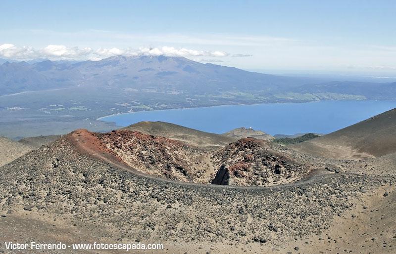 Cráter Volcán Osorno