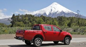 Volcán Osorno en Auto 4x4