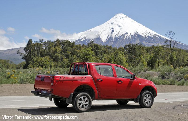 Volcán Osorno 4x4