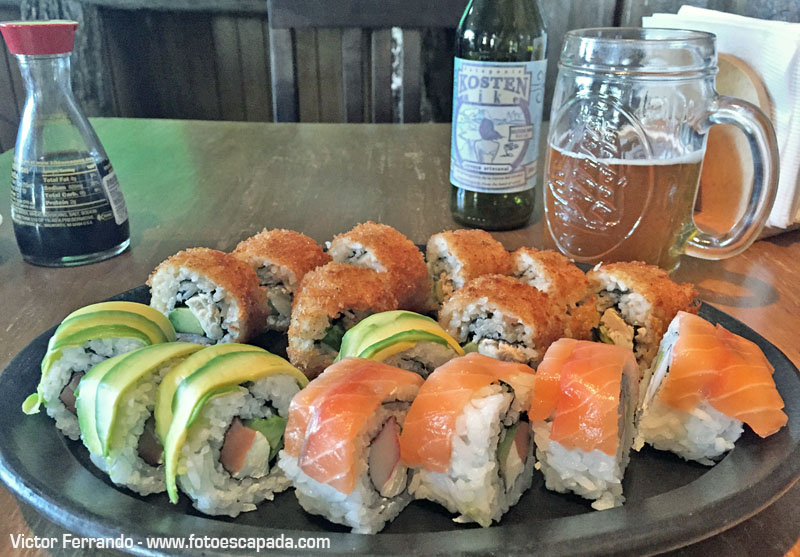 Sushi Puerto Natales