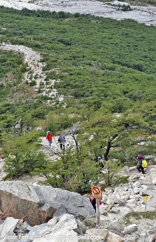 Trekking Fitz Roy El Chalten