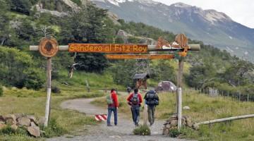 Trekking al Monte Fitz Roy en El Chaltén