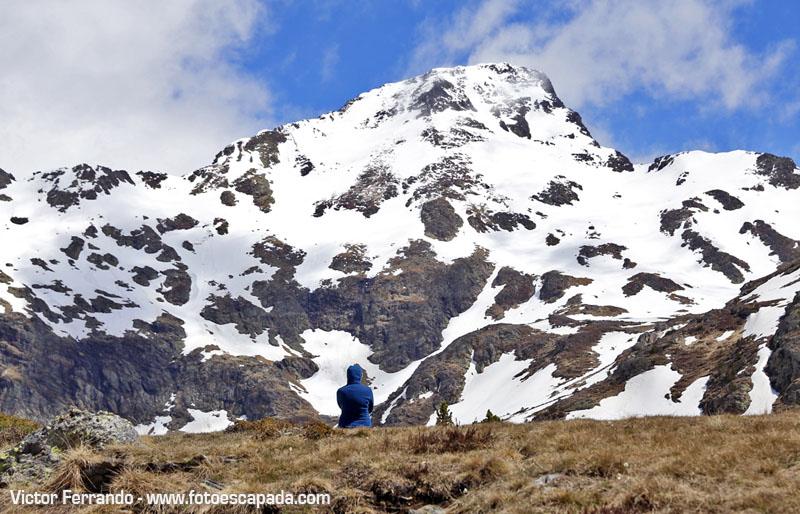 Lagos de Tristaina en Andorra