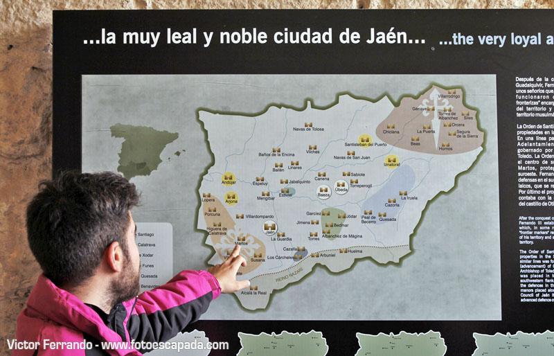 Ruta de los Castillos y Batallas de Jaén
