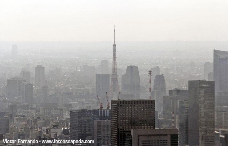 Niebla sobre Tokyo