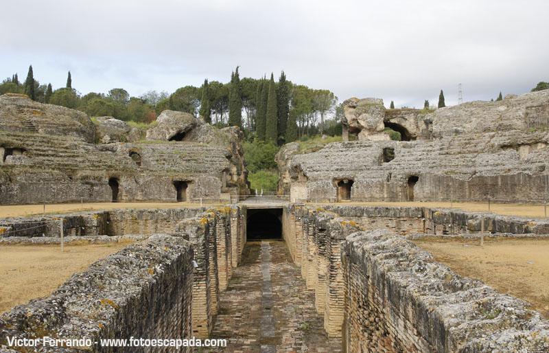 Anfiteatro Romano de Italica