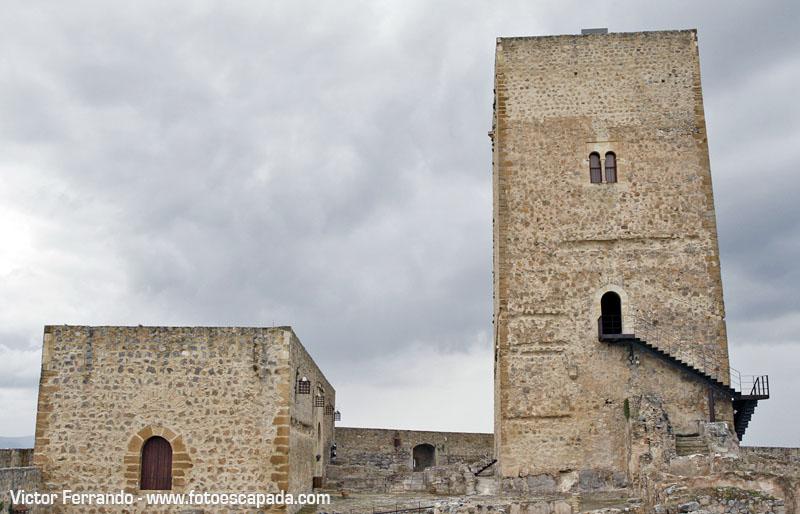 Ruta de los Castillos y Batallas - Castillo de Alcaudete