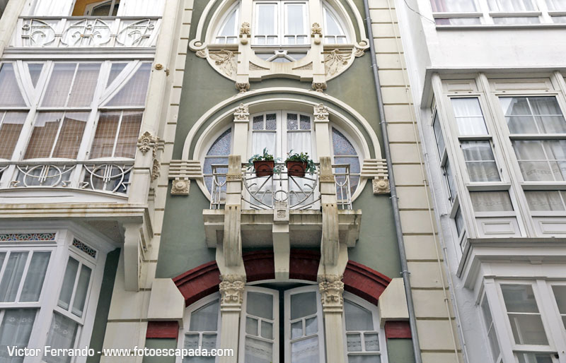 Edificio Modernista Ferrol