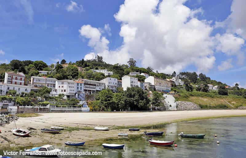 Turismo activo en Ferrol - Paseo en Velero