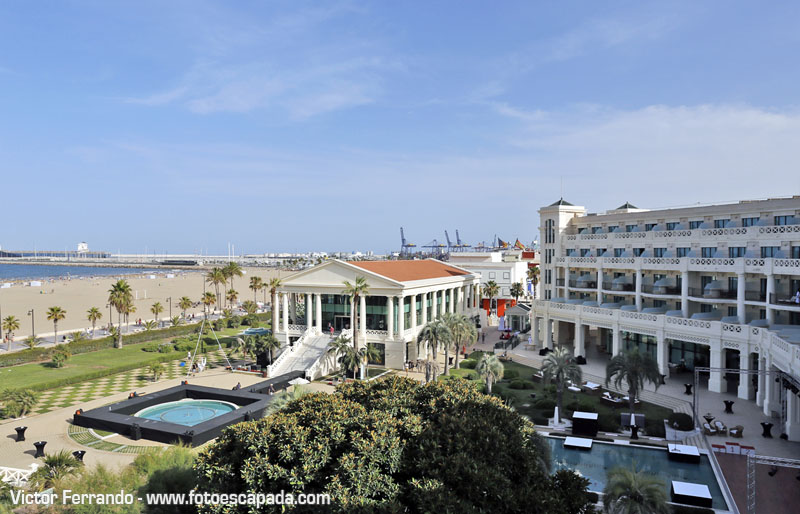 Instalaciones Hotel Las Arenas Valencia
