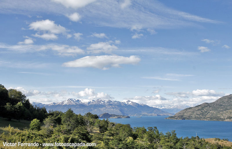 Mallin Colorado Cabañas Carretera Austral Chile