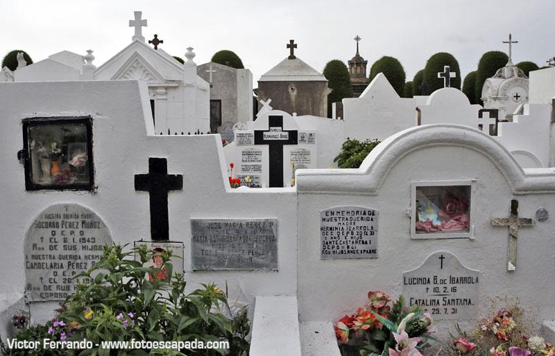 Cementerio Municipal de Punta Arenas