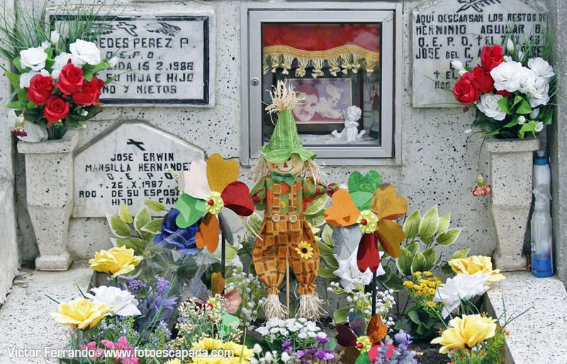 Cementerio Municipal Sara Braun de Punta Arenas