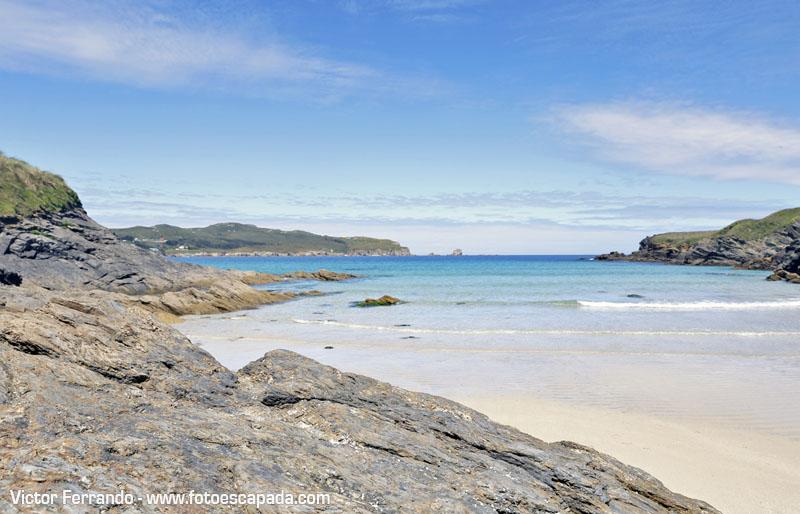 Mejores playas de Ferrol