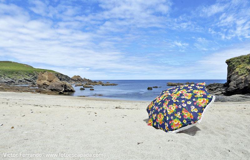 Mejores Playas Ferrol Medote