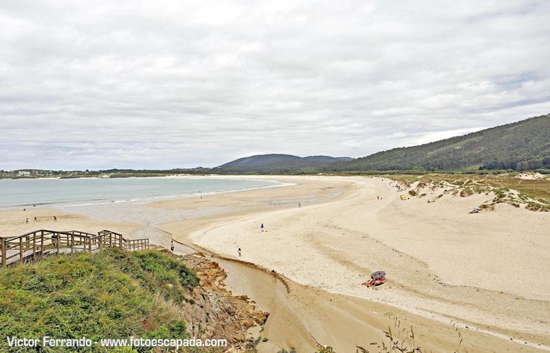 Mejores Playas Ferrol San Xurxo