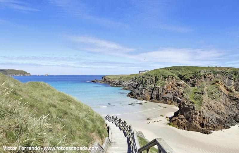 Mejores Playas Ferrol Santa Comba