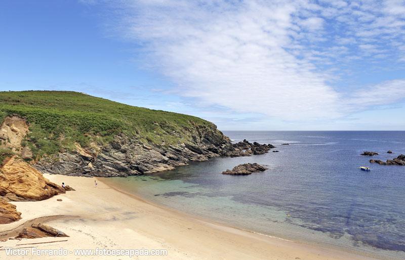 Mejores Playas Ferrol Sartaña