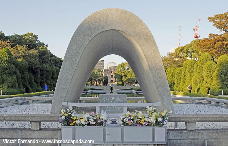 Memorial de la Paz Hiroshima