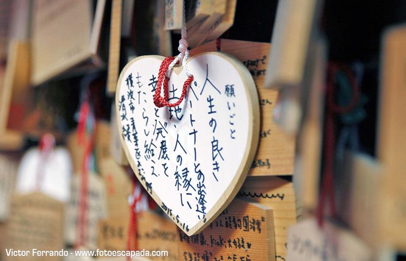 Tablas Templos Tokyo