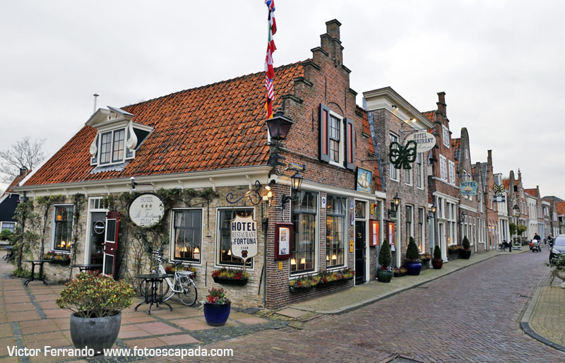 Bonita casa en Edam Holanda Waterland