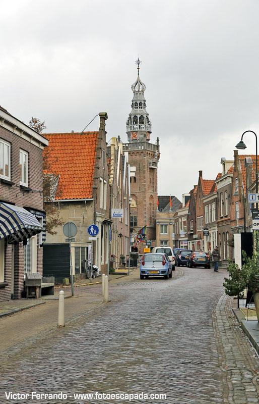 Bonitas calles de Monikkendam