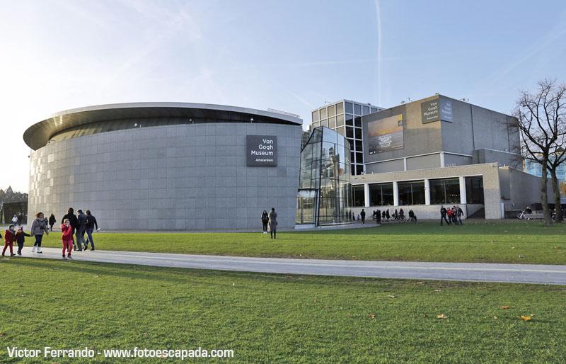 Museo Van Gogh Ámsterdam