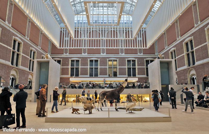 Rijksmuseum de Ámsterdam