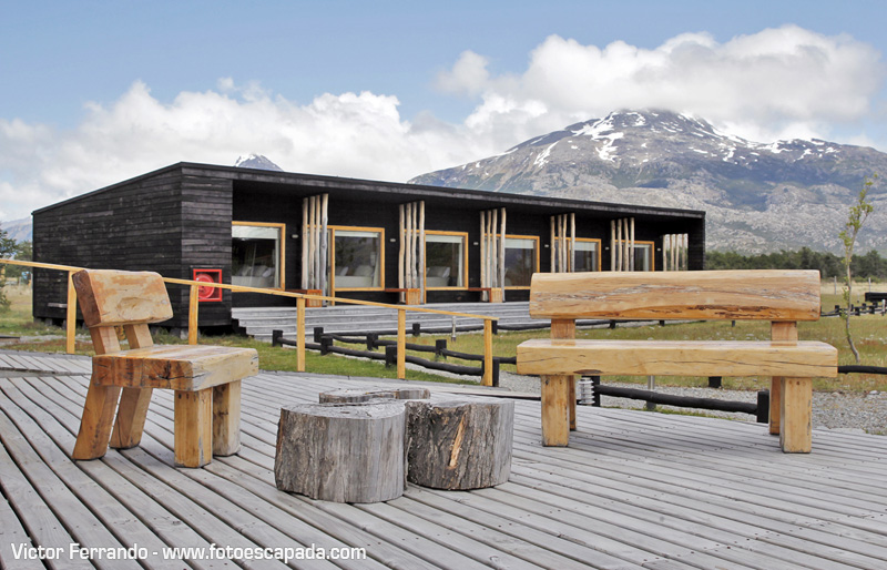 Lodge Robinson Crusoe Deep Patagonia Villa O'Higgins