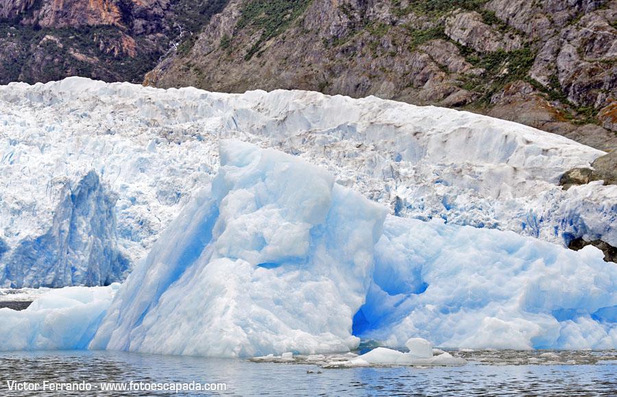 Laguna y Glaciar San Rafael Patagonia Chilena Enero Diciembre 2017