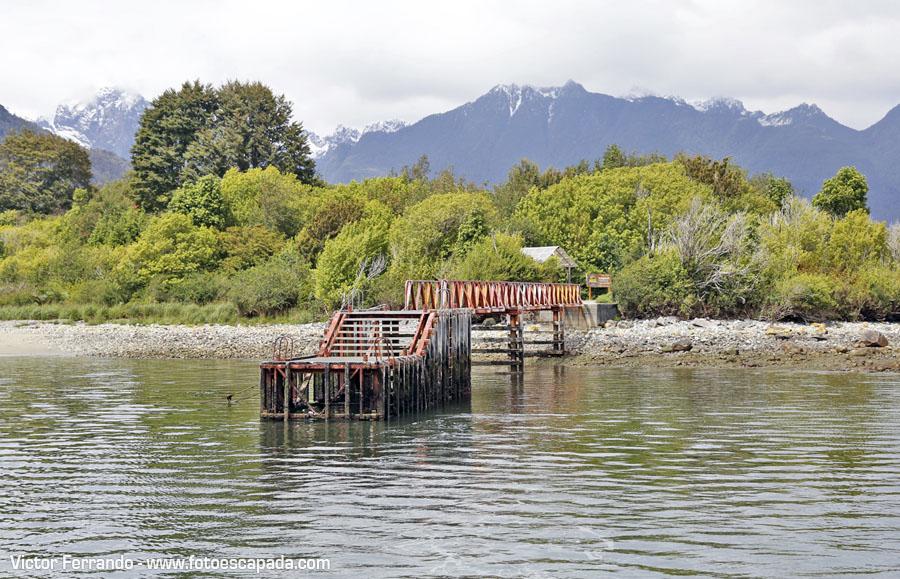 Parque Nacional Laguna San Rafael Patagonia Chilena Enero Diciembre 2017
