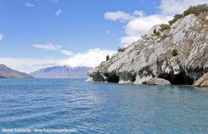 Capillas de Mármol Patagonia Chilena Carretera Austral
